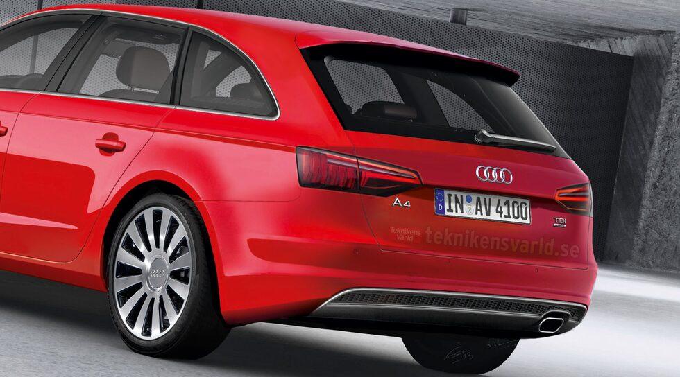 Audi A4 Vario