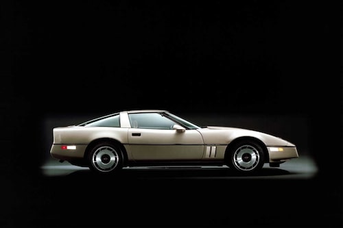 Corvette C4 från 1984