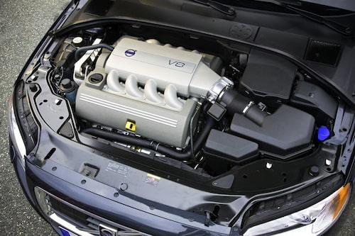 Volvo S80 V8 snart ett minne blott i USA och Kanada.
