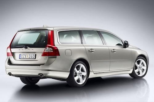 Volvo V70 snart ett minne blott i USA och Kanada.