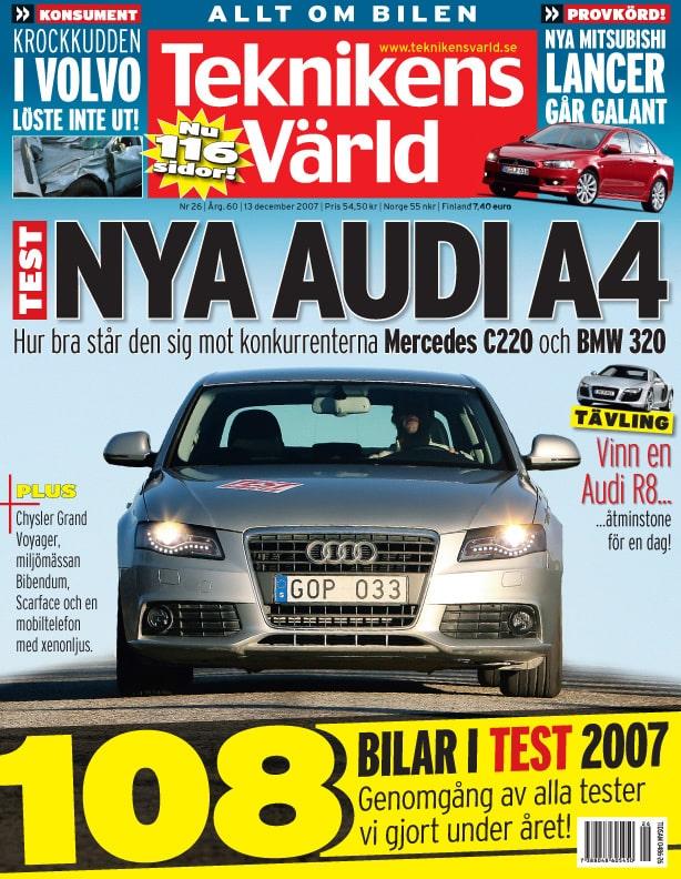 Teknikens Värld nummer 26 / 2007