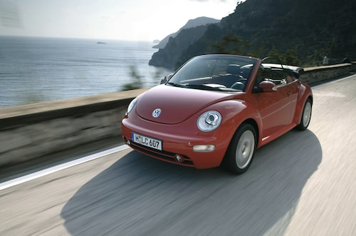 New Beetle Cabriolet 2003–2010.