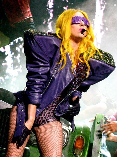 Lady Gaga. Foto: Loveyousay