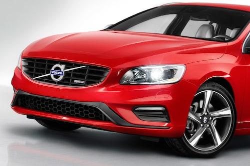 Volvo V60 R-Design 2014