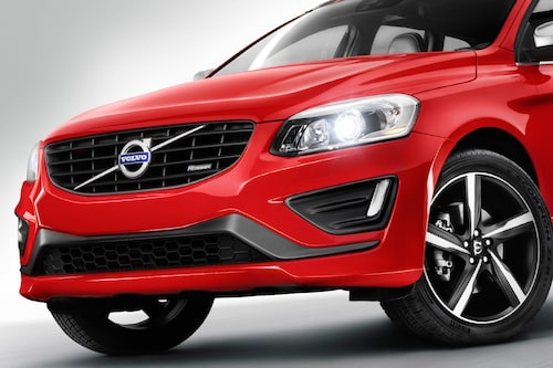 Volvo XC60 R-Design 2014