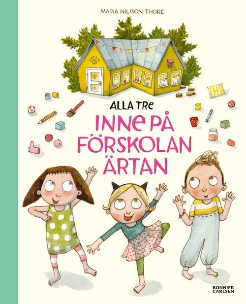Mycket igenkänning med Idde, Valle och Ester. Finns fler böcker i serien!