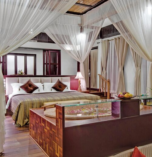 Prisvärd lyx på Sokha Beach Resort i Sihanoukville.