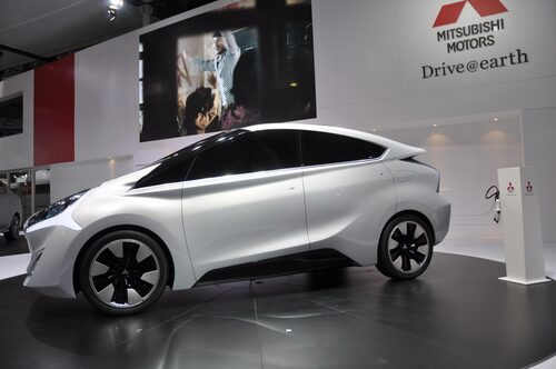Mitsubishi CA Concept iMiev