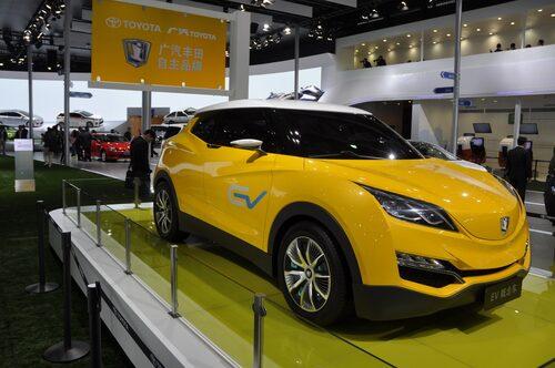 Toyota Concept EV