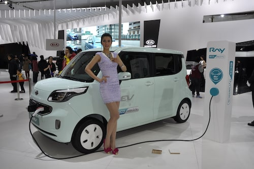 Kia Ray EV Concept