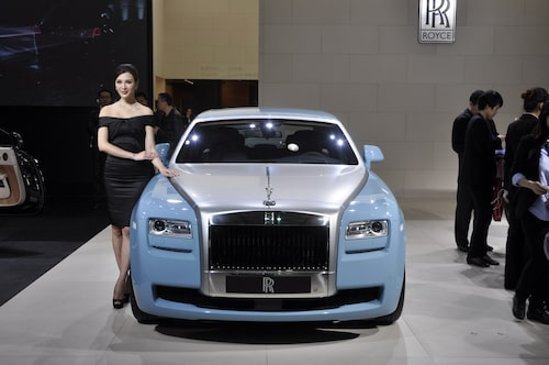 Rolls-Royce Ghost Alpine