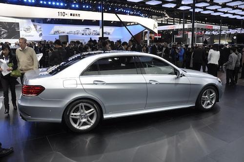 Mercedes E-klass L