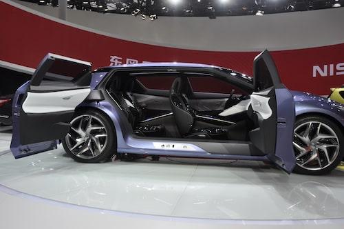 Nissan Concept Friend-Me