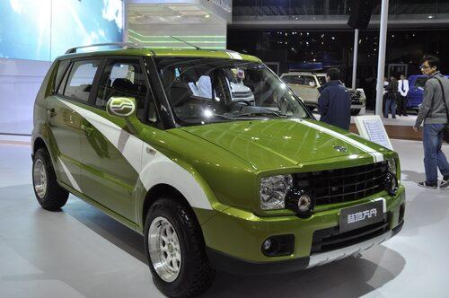 ZXauto Land Ark