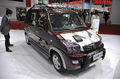 Suzuki X5