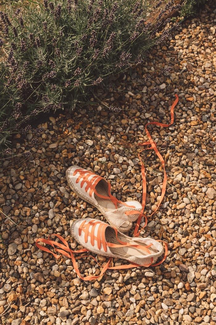 Espadrillos från By Malina vårkollektion 2021.