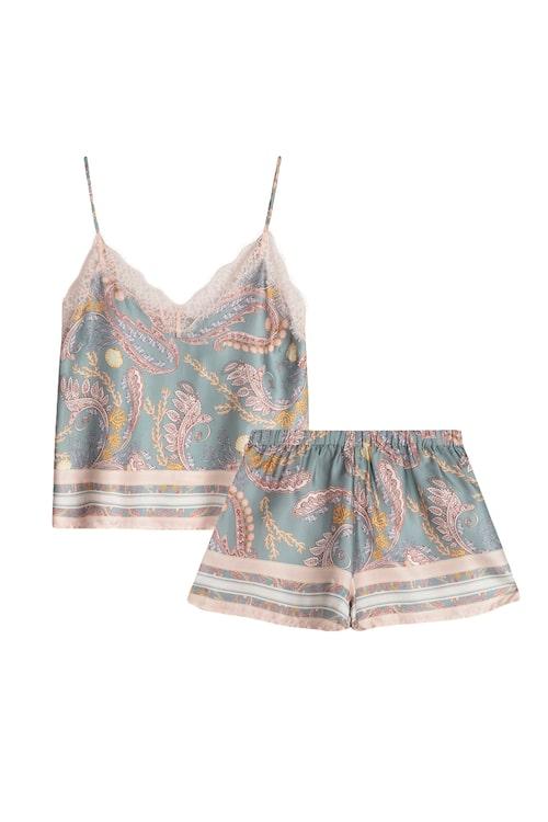 Pyjamas från By Malina SS21.