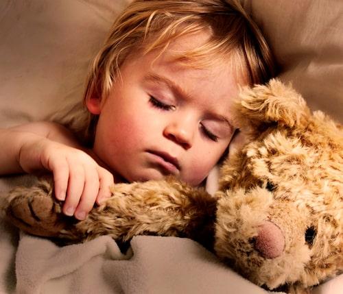 Se till att ha bra mediciner hemma så både du och ditt barn kan sova skönt.