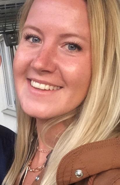 Nathalie Frölich, 29,Teneriffa, reseledare.