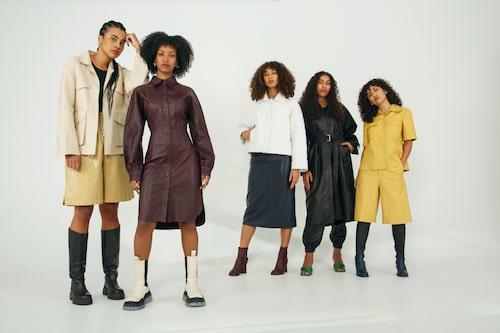 Fiiri Agency-modeller i kampanj för Hobnob.