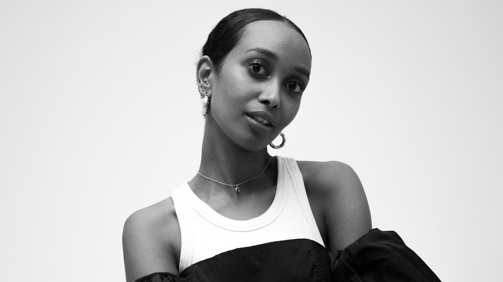 Mona Mohammed Ali, grundare och ägare av modellagenturen Fiiri Agency.