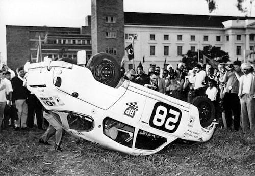 1964 års Safarirally.