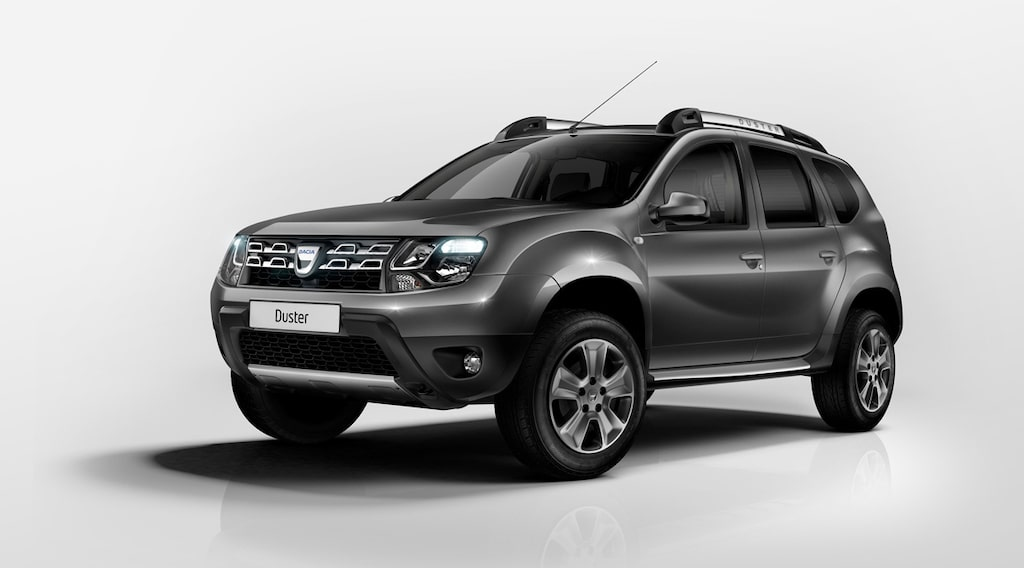 Dacia Duster 2014 facelift
