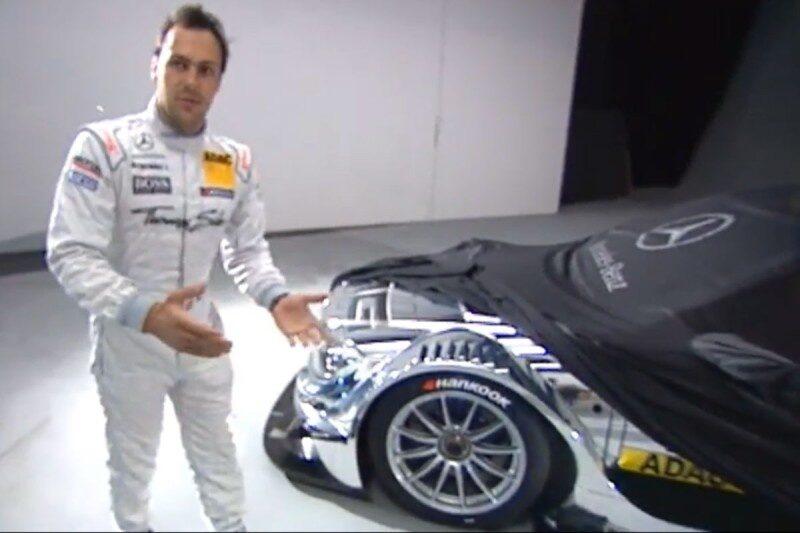 Mercedes AMG DTM C Coupé