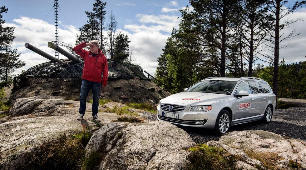 Volvo V70 D4 facelift