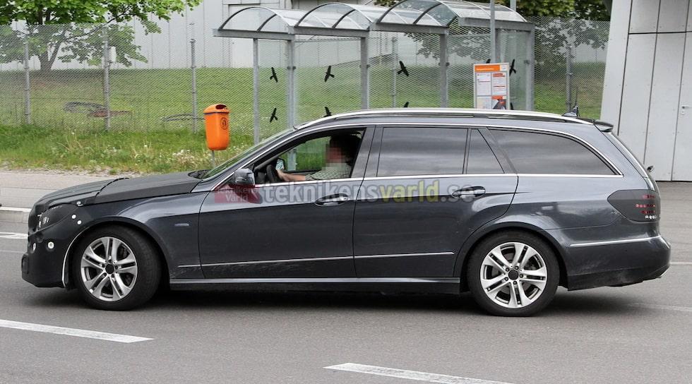 Mercedes E-klass W212 facelift