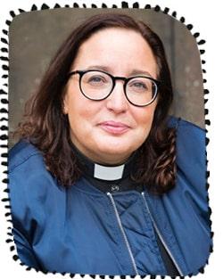 Gabriella Johansson, präst i Oscars församling i Stockholm.