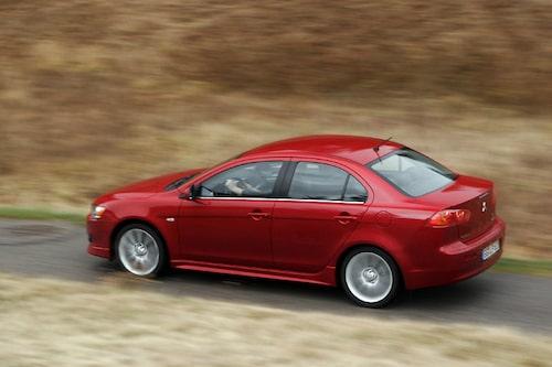 Precis vad Mitsubishi behöver. En snygg och övertygande bil i lagom storlek. När femdörrars kommer på sensommaren lär intresset öka ännu mer.