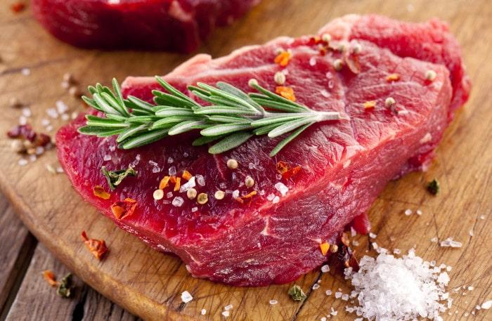 Köttkonsumtionen i Sverige har ökat de senaste 50 åren