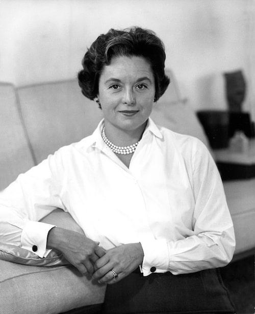 Florence Knoll, formgivare.