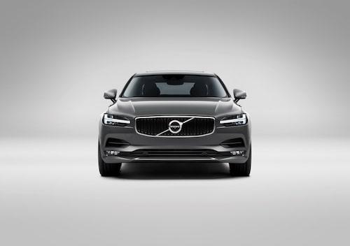 Volvo S90 Osmium Grey