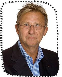 Ian Milsom, professor i gynekologi vid Göteborgs universitet.