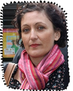 Charlotte Makboul, sexolog.