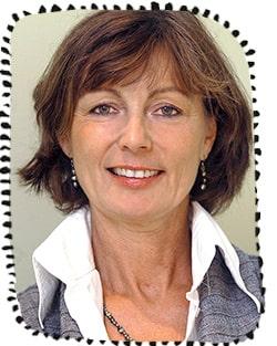 Ann Olsson, barnmorska och kvalitetsutvecklare på Danderyds sjukhus.