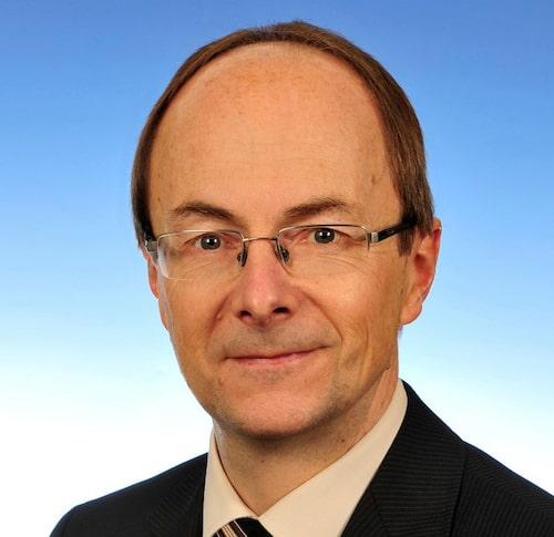 Kai Philipp är Volkswagens chef för laddhybridtekniken.