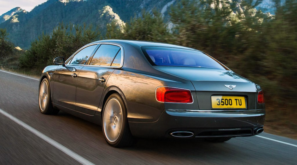 Bentley Continental Flying Spur 2014
