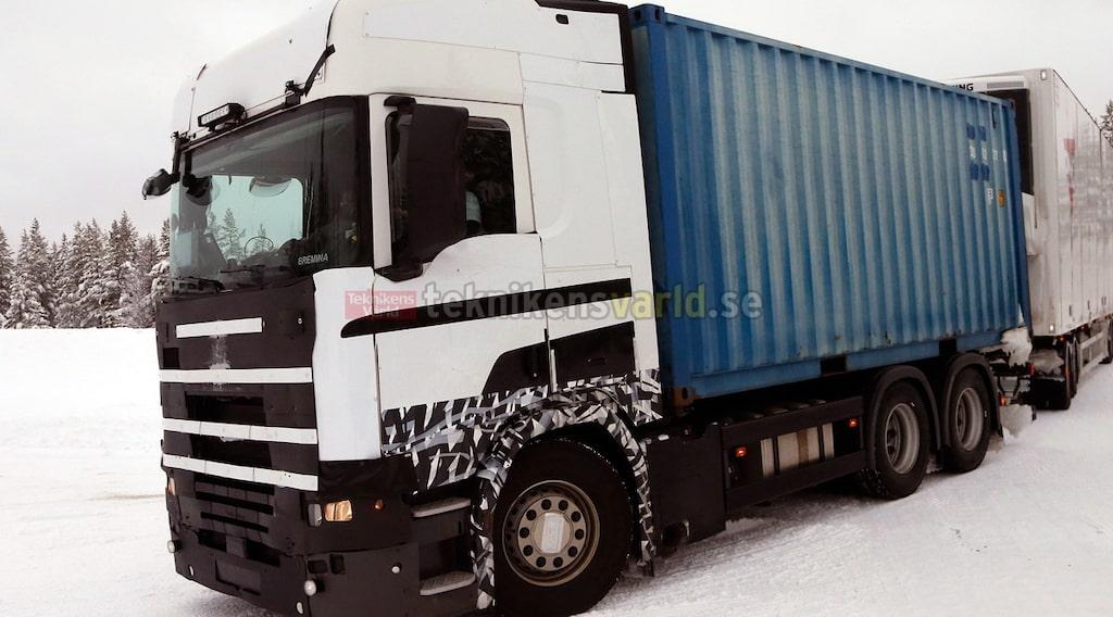 Nya Scania R-serie
