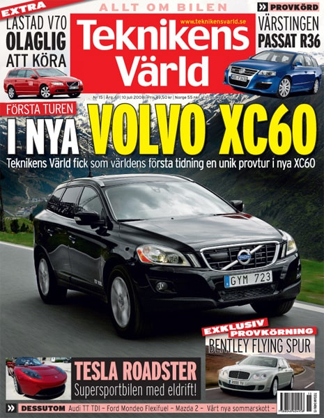 Teknikens Värld nummer 15 / 2008