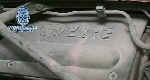 ... med en 16-ventilare från Toyota under huven?