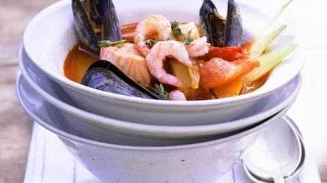 Fisksoppa från Kerstin