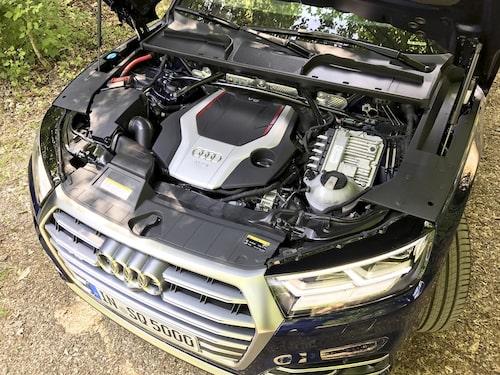 V6-motorn ingår i en ny motorfamilj som kallas KoVoMo (Konzern Vee Otto Motoren).