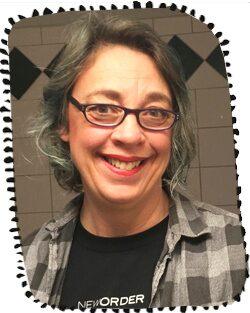 Marit Olanders, författare till boken Amning i vardagen med lång erfarenhet som amningsrådgivare.