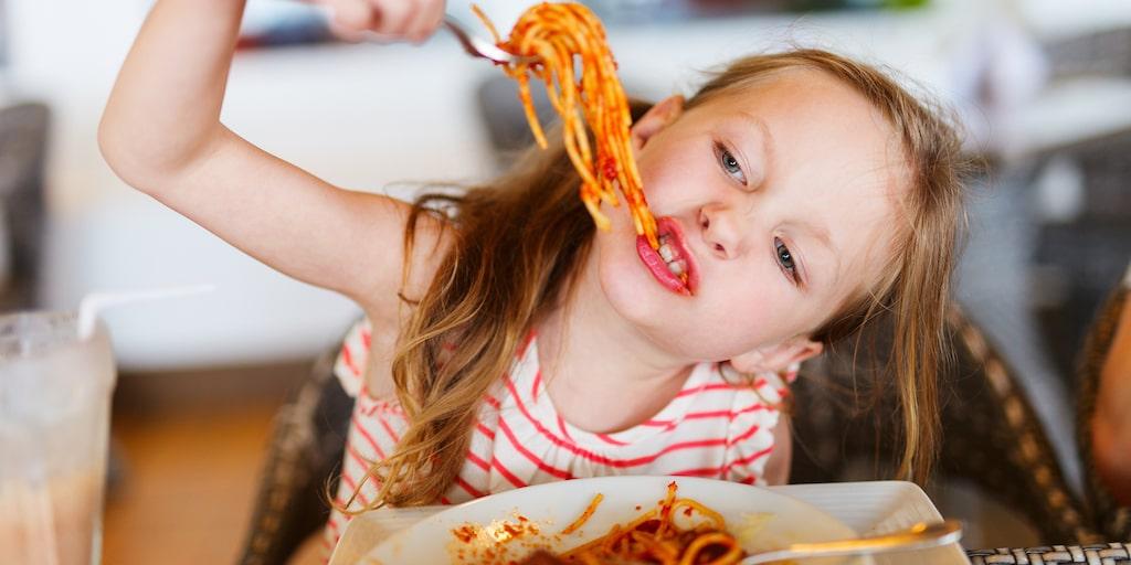 Spagetti och köttfärssås innehåller mer näring än du kanske tror!