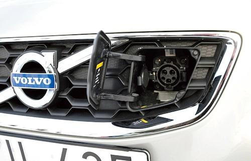 Klart för laddning, men ett någorlunda stabilt elpris är nog ett måste om elbilar ska kunna slå sig in på marknaden.