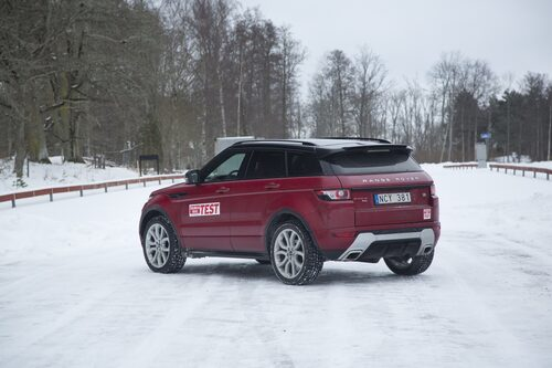 Range Rover Evoque Si4 automat 4WD