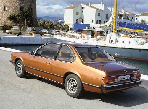 630CS var instegsmodellen i Europa ända tills den byttes ut mot 628CSi med insprutningsmotor.